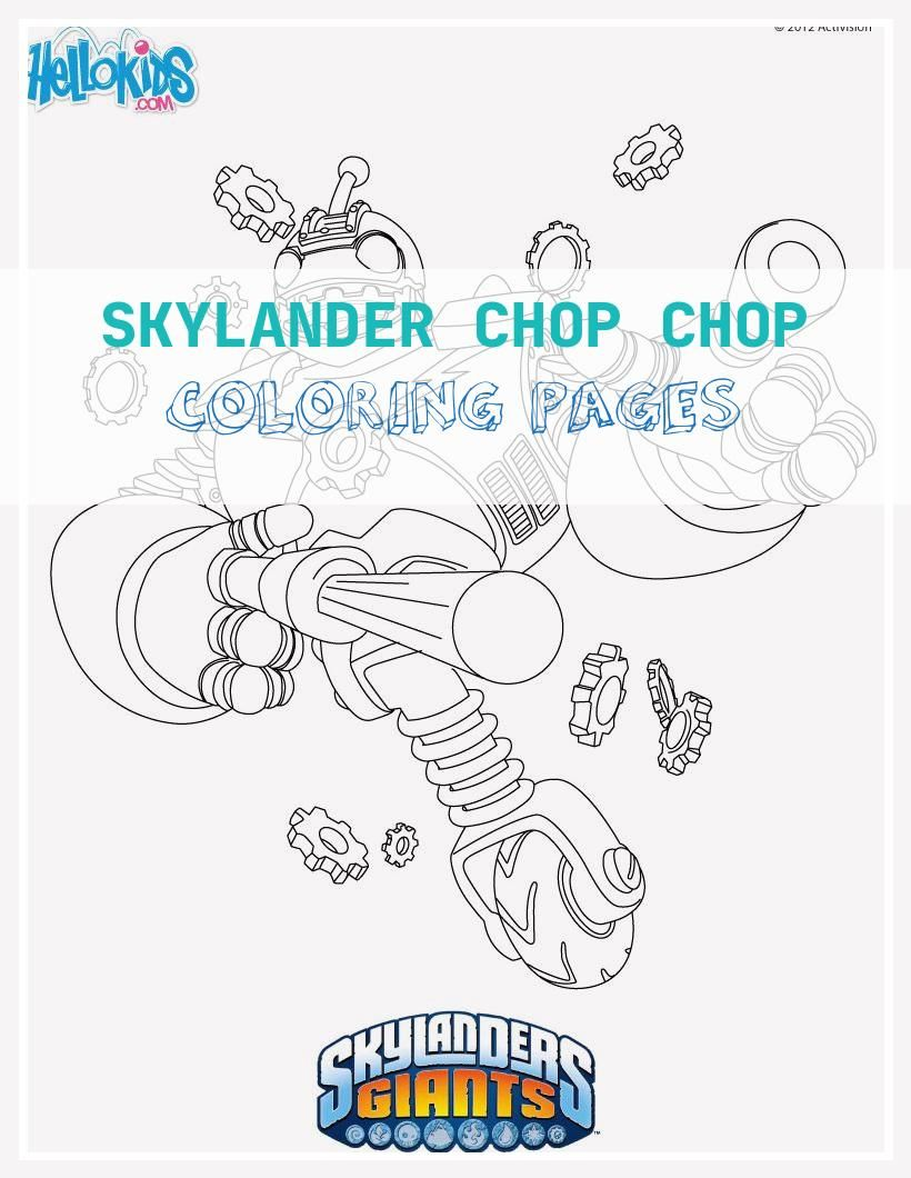 19 Skylander Chop Chop Coloring Pages Coloring Pages Dragon Coloring Page Printed Pages