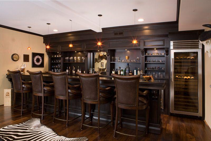 Home Bar By Oneida Builders In Atlanta Home Bar Ideas Bars For