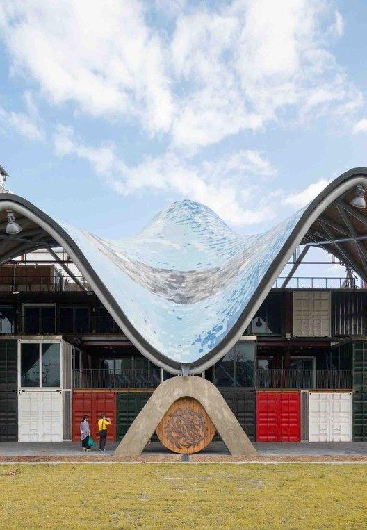 taitung aboriginal gallery bio architecture formosana cool rh pinterest com