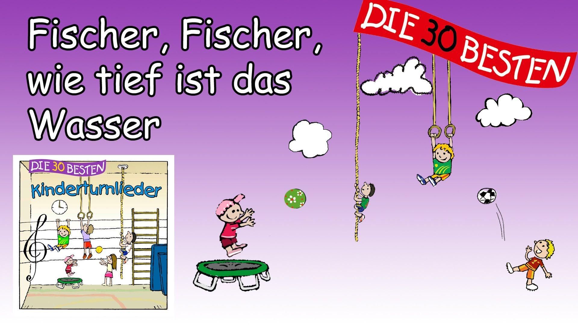Fischer Fischer Wie Tief