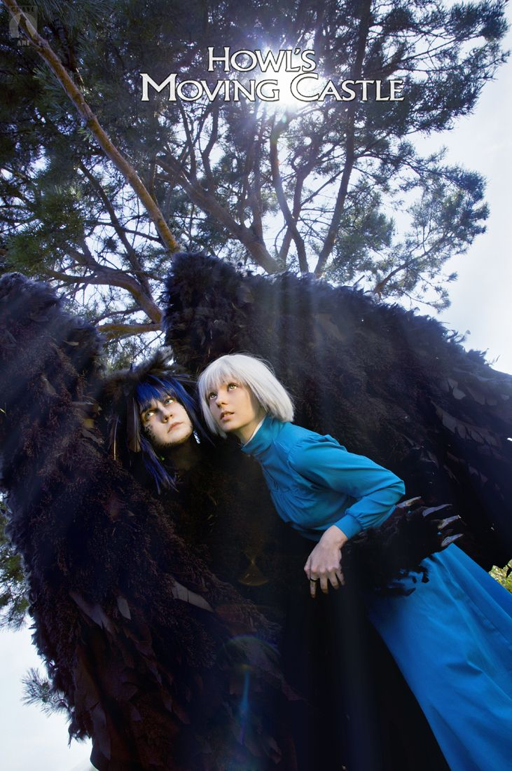 Howl's Moving Castle by AGflower on deviantART