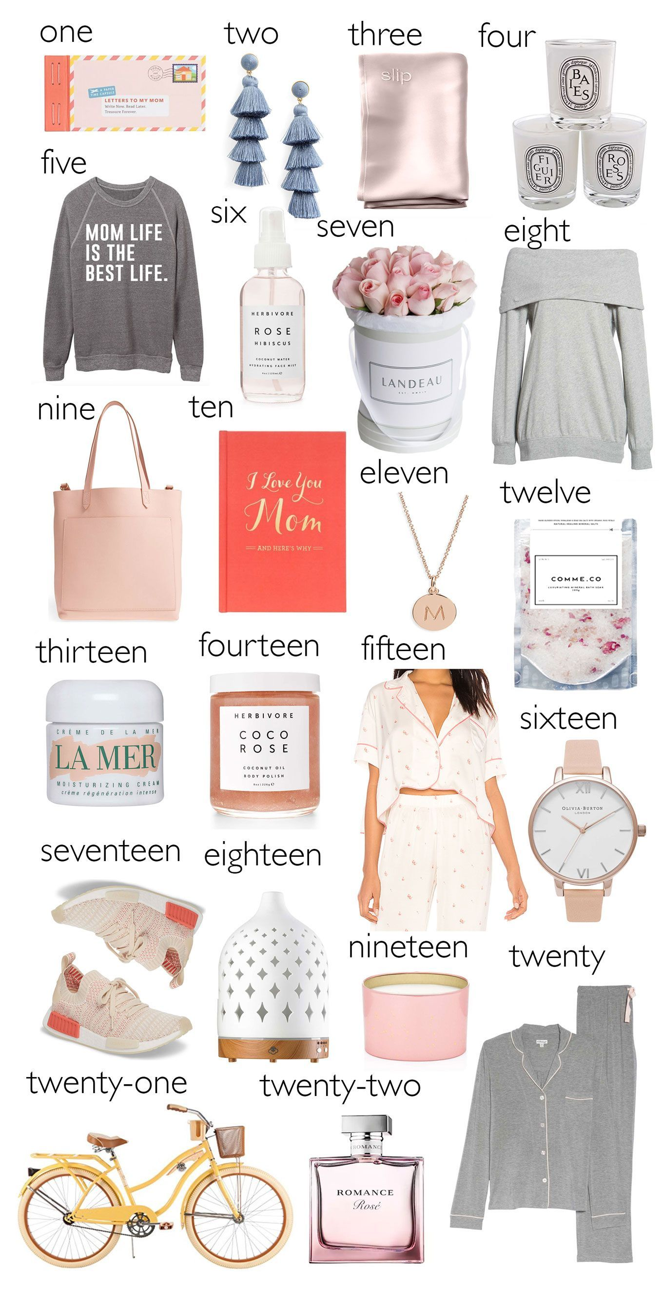 The Ultimate Mother's Day Gift Guide | Hello Fashion The ...