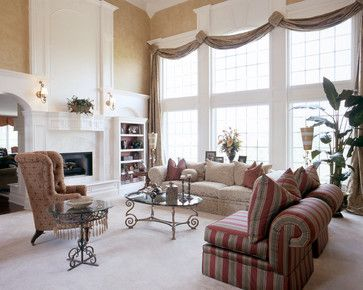 Transitional Living Room Home Design Ideas, Pictures, Remodel and Decor