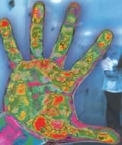 Forensic Scientists Are Using The Unique Bacteria On Our Hands To