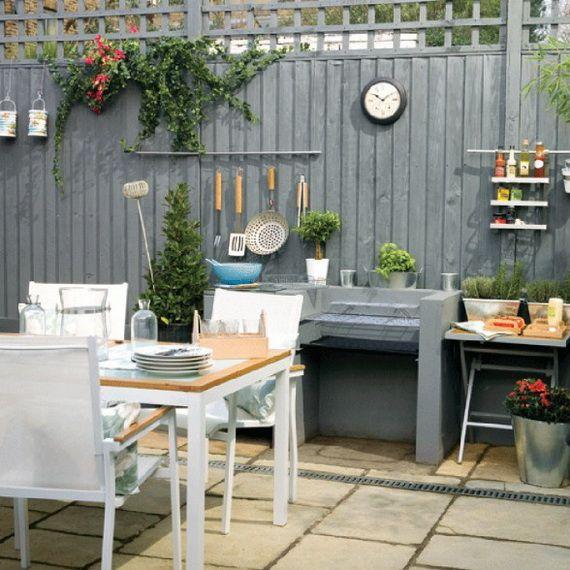 Outdoor Entertainment Ideas | Outdoor decor, Patio on Garden Entertainment Area Ideas id=63990