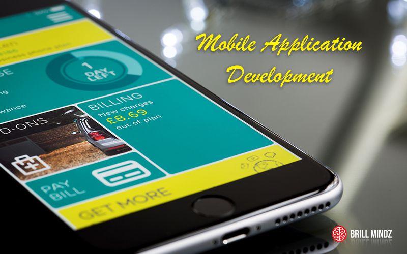 Brill Mindz Technologies is the best Mobile App Development