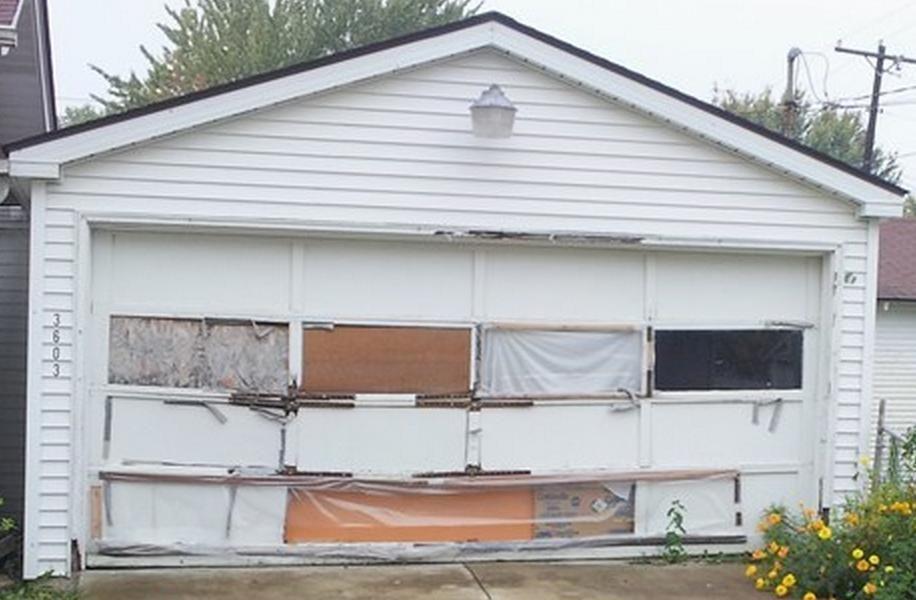 Garage Door On Itu0027s Last Leg. Plano Overhead Garage Door Can Replace Garage  Doors In