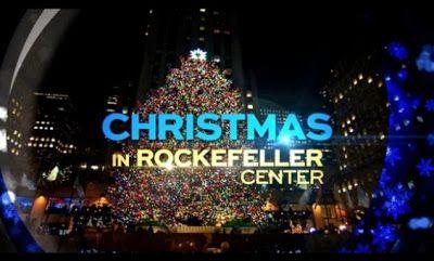 The 81st Annual Rockefeller Christmas Tree Lighting ...
