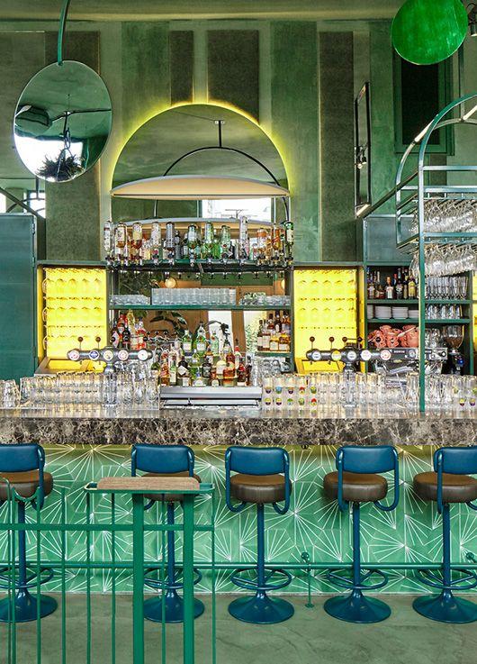 Le Bar Botanique Sfbybay