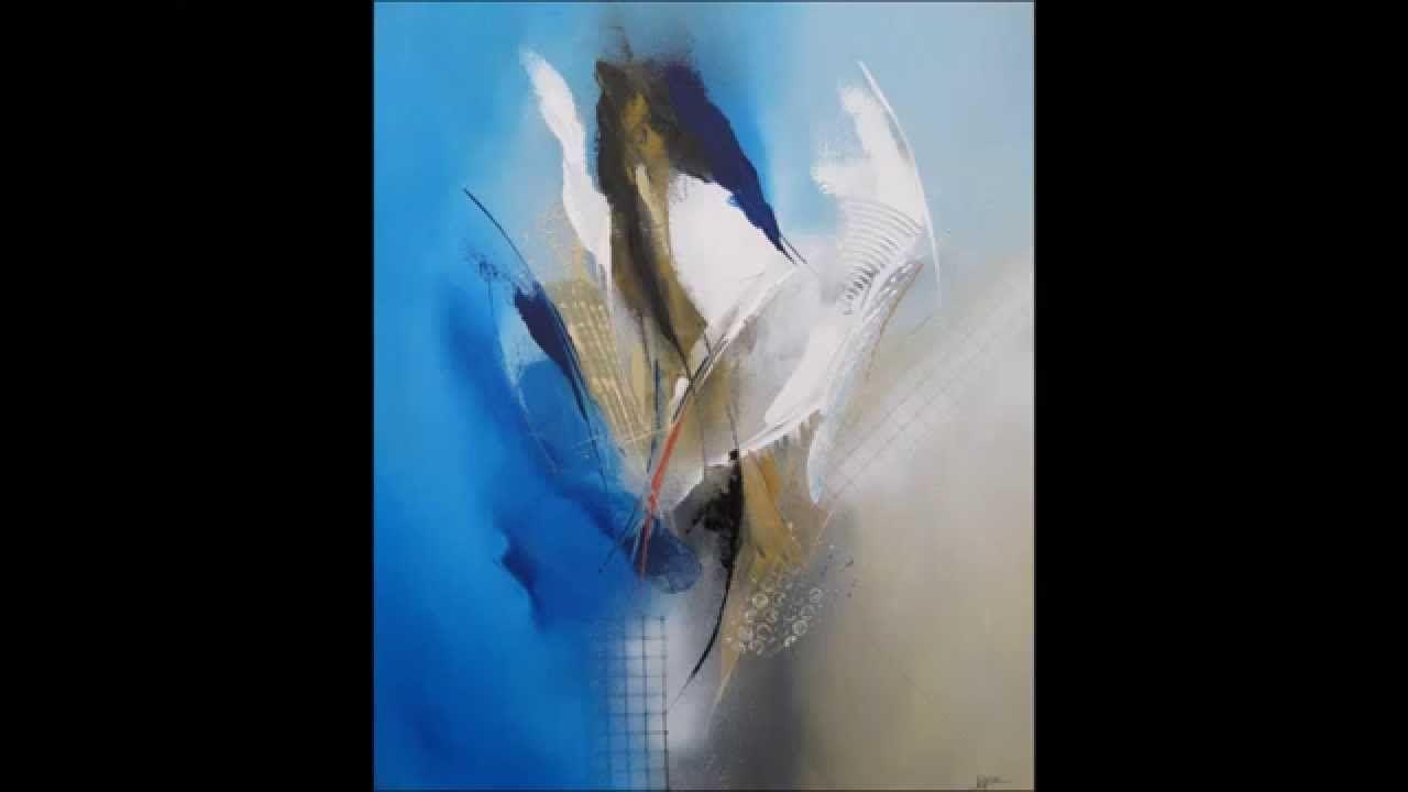Lionel Larroque peintre Abstrait