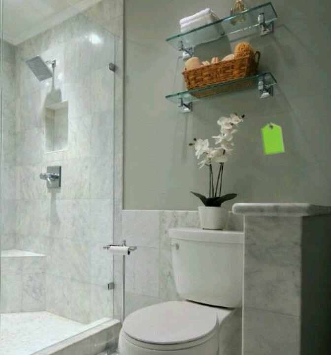 Glass Shelf Over Toilet Bathroom Design Marble Bathroom Designs Marble Bathroom