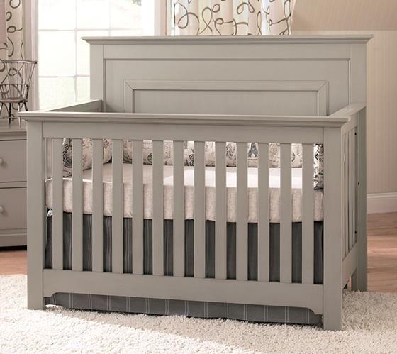 Chesapeake Full Panel Crib Cribs Baby Toddler Bed Day Beds Kids Furniture Nursery Homedecorators