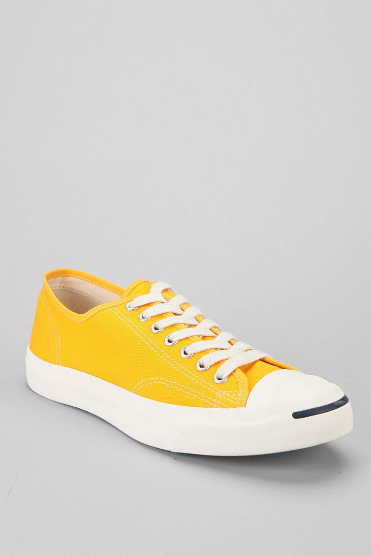 Converse Jack Purcell Low-Top Sneaker