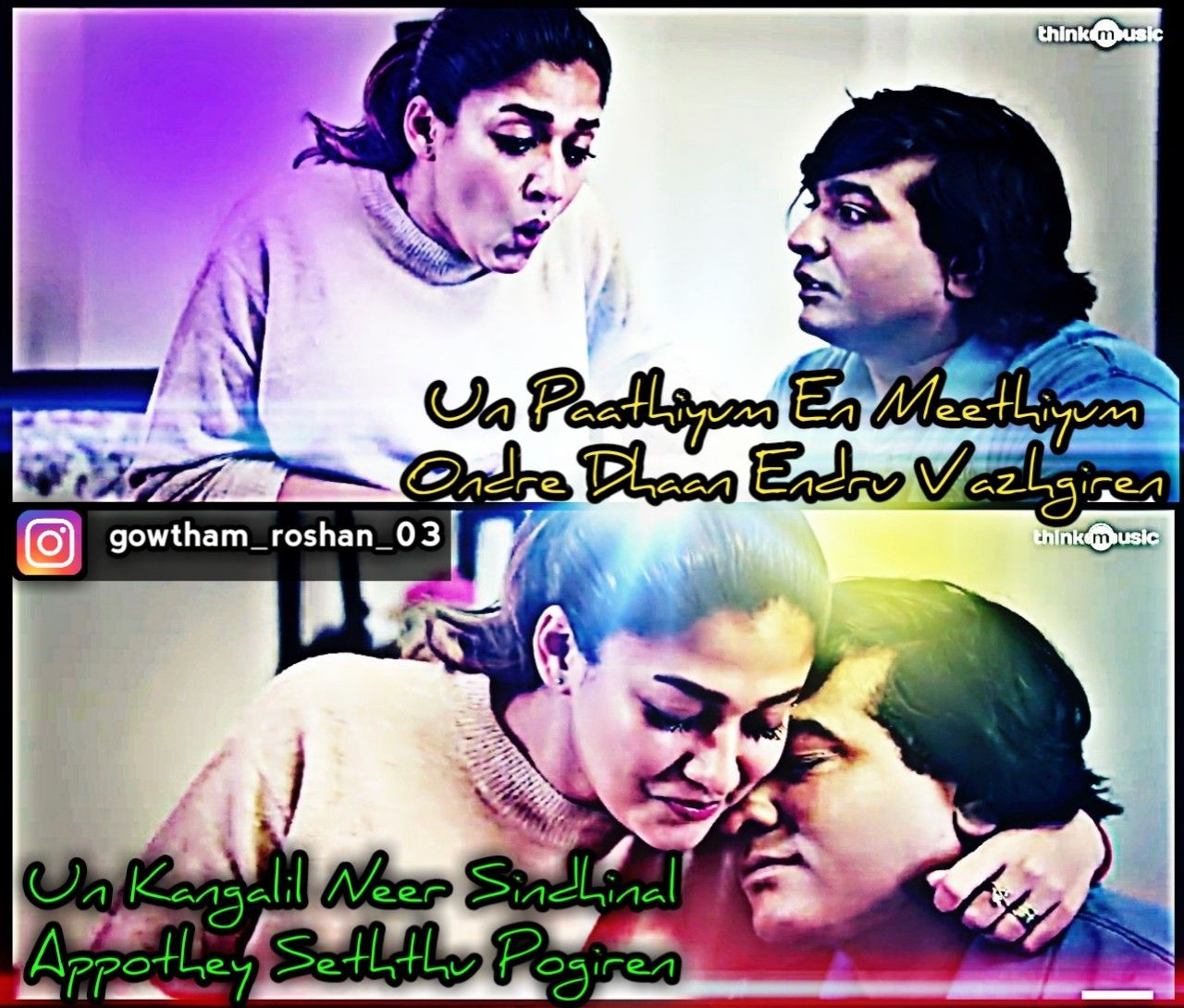 Pin By Sanaswary Neduvalli On Picture Quotes Song Lyric Quotes Love Song Quotes Tamil Love Quotes