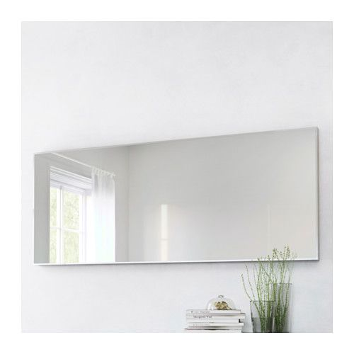 HOVET Mirror IKEA Can Be Hung Horizontally Or Vertically.