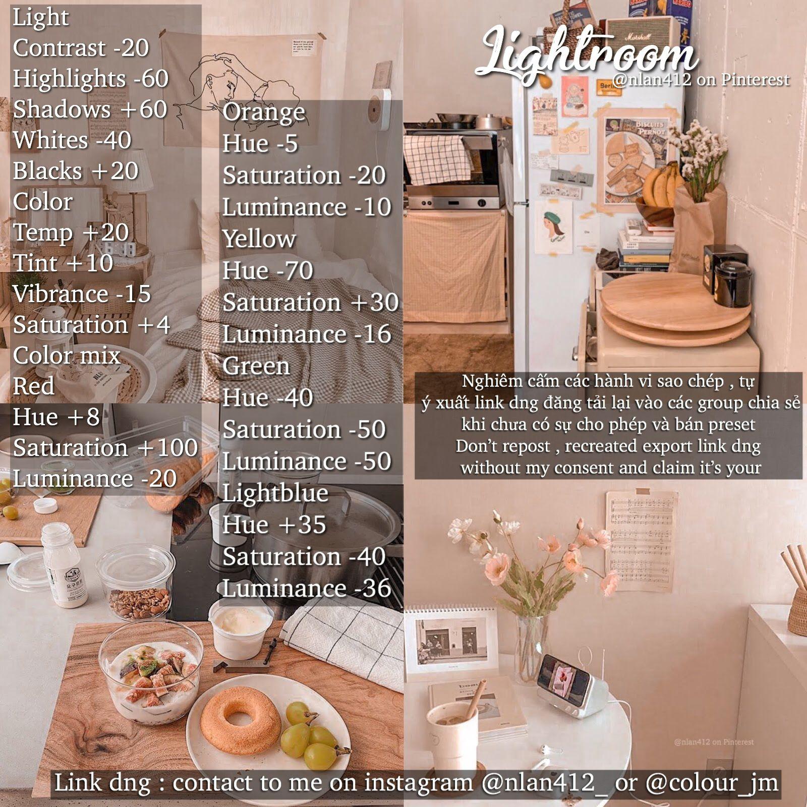Lightroom free lightroom presets lightroompreset trong