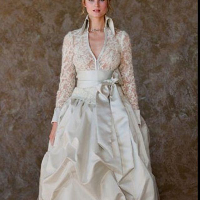 d4cea8f531fe My wedding dress. White Chocolate Label by Scott Corridan.