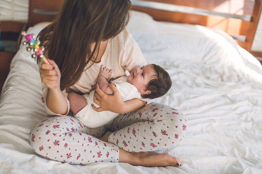 Fortalece La Memoria De Tu Bebé Kleenbebé Bebe Memoria Recién Nacido