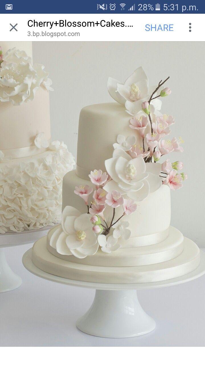 19+ Elegant small wedding cakes ideas