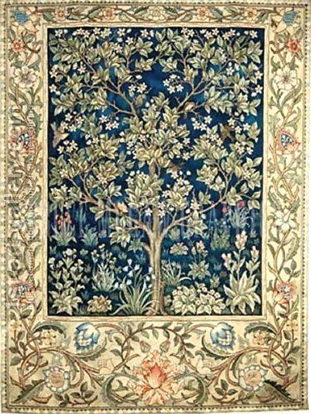 William Morris   Garden Of Delight