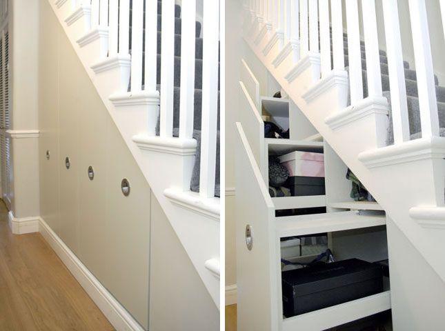 Under Stairs Storage Ideas Part - 23: Cool Under Stairs Storage Ideas - Shelterness