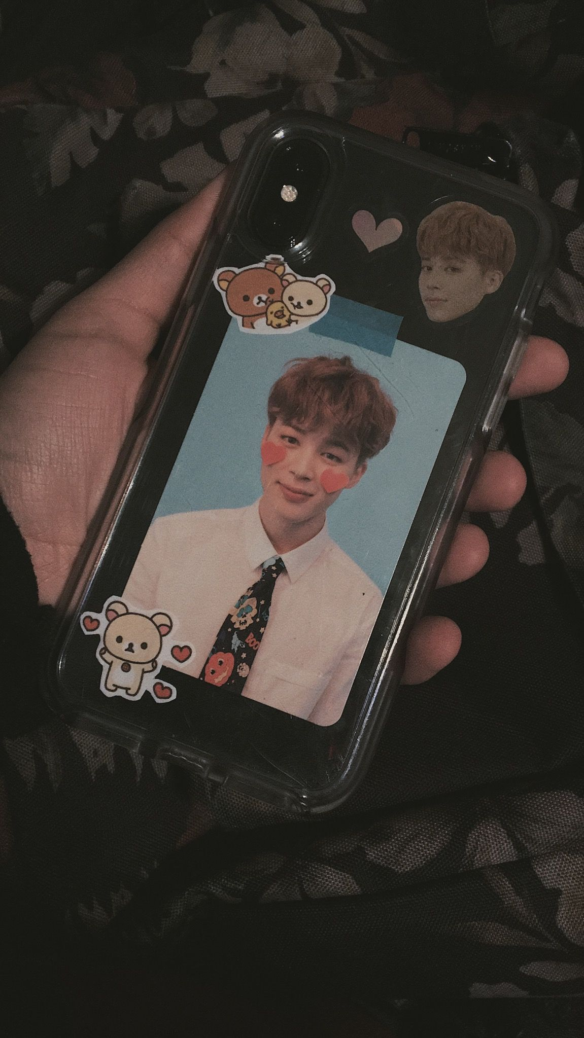 BTS Moment In Life Jimin 2 iphone case