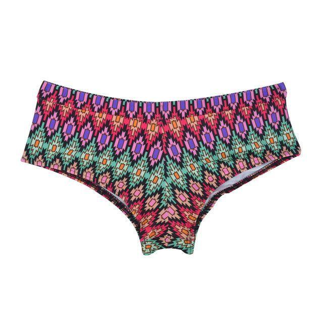 M&M Women Bikini Bottom Sexy Pants Swimsuit Shorts Swimwear 2017 Summer Swim Sport Brazilian Bodysuit Girls Swim Briefs B605