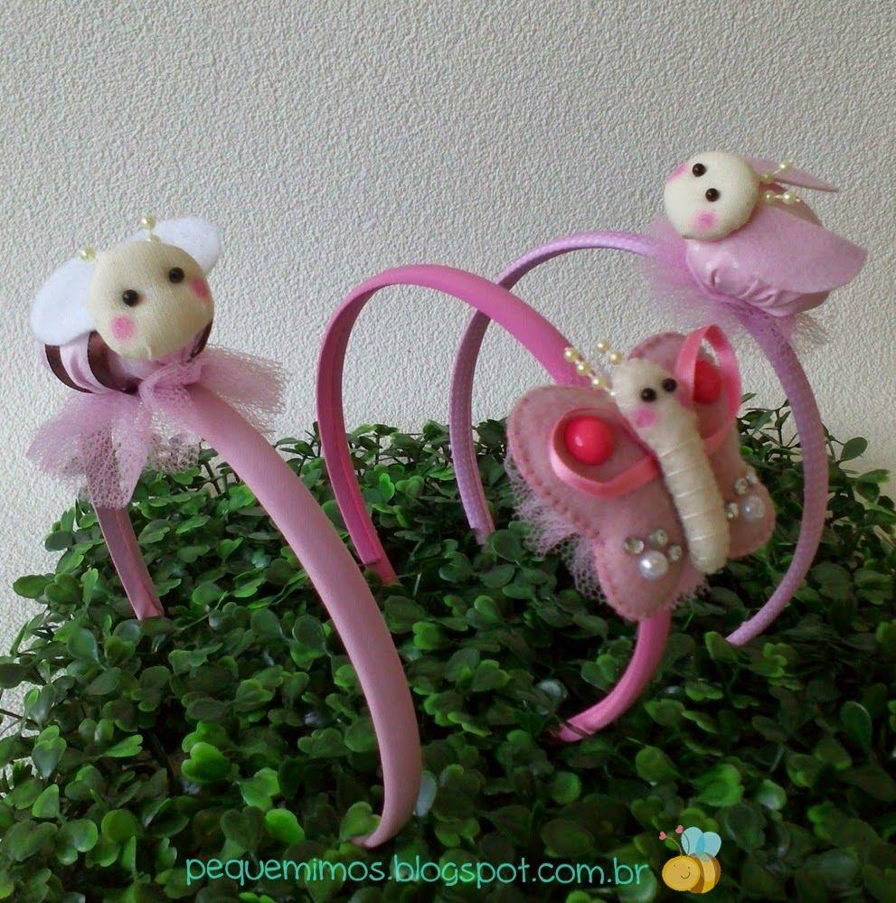 Bichinhos de jardim - Arquinhos