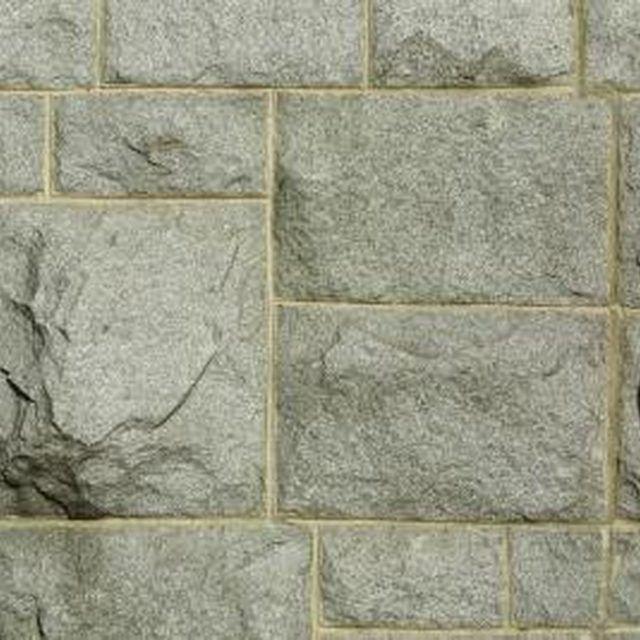 How To Make Drywall Look Like Stone Hunker Fake Stone Wall