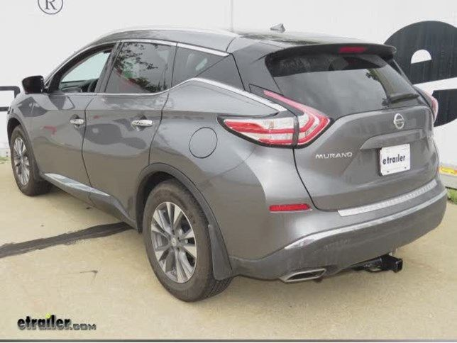 Awesome 2015 Nissan Murano Trailer Hitch   Hidden Hitch