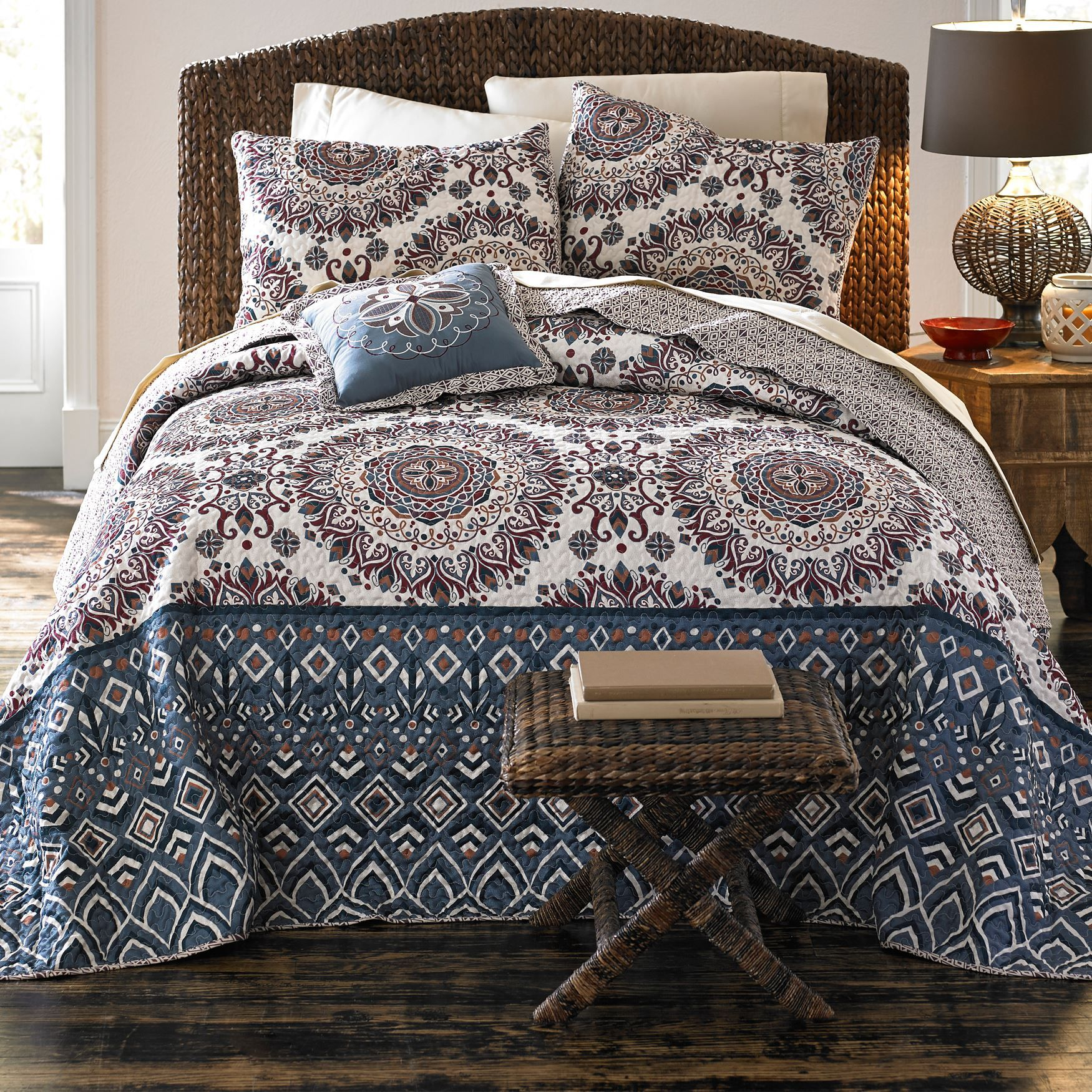 Morocco Bedspread Collection