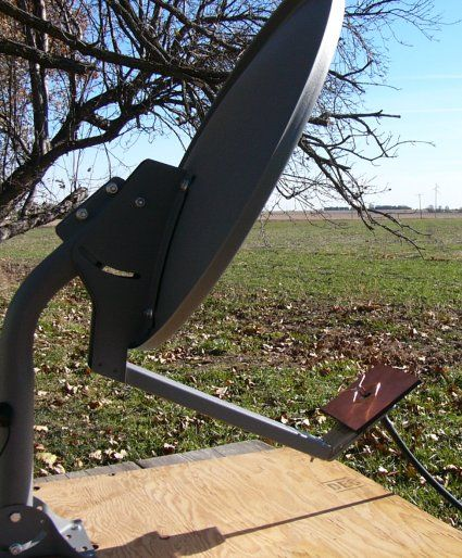How-To: Build a WiFi biquad dish antenna | Things for my