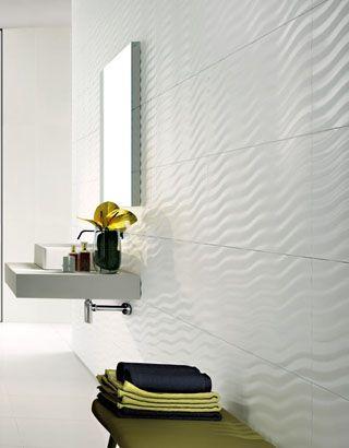 Wave tile - just like seafloor