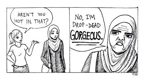 funny hijabi memes - Google Search