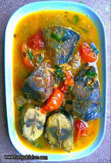 Resep Ikan Tongkol Bumbu Kuning Gurih Resep Ikan Resep Resep Masakan Indonesia