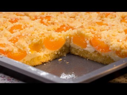 Schneller Quark Streusel Kuchen Mit Obst Youtube Fruit Recipes Light Cakes Baking Recipes