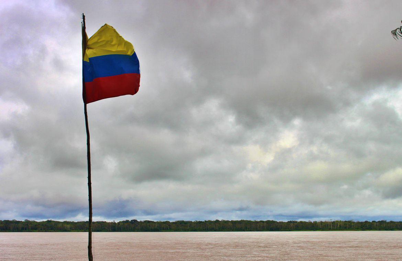 Amazonas, Patria de Colombia  Amazon River #Brazil    Photo By -  Adam Rainoff