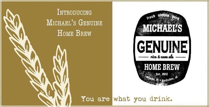 Michaels Genuine - Fresh, Simple, Pure.
