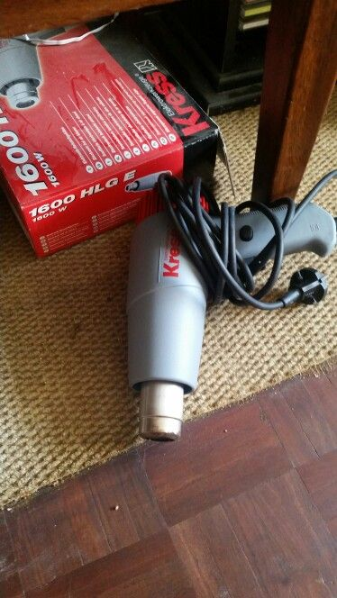 Best Tool For Removing Glue From Parquet Wooden Flooring Heatgun