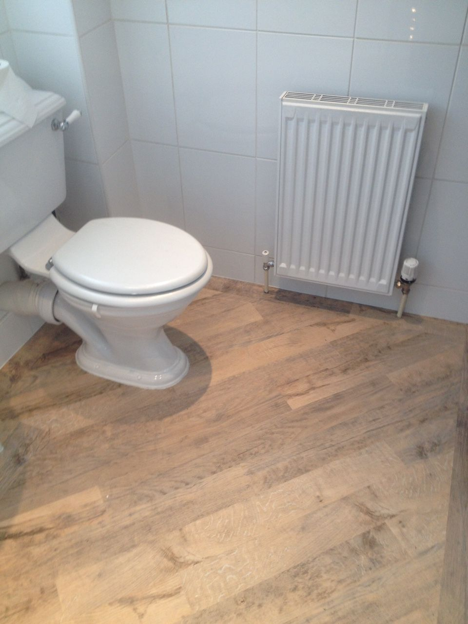 Karndean Tiles Bathroom - Karndean knight tile arctic driftwood