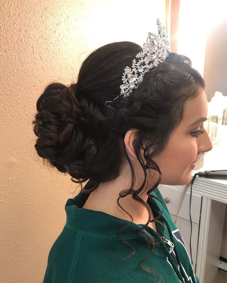 Sweet 15 Hairstyle Sweet 15 Hairstyles Hair Beauty Hairstyle