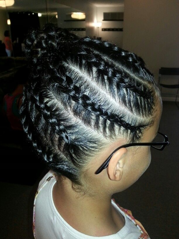 salon envy .braids hair art