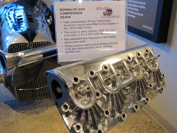 Bohnalite high compression aluminum cylinder heads  | Race