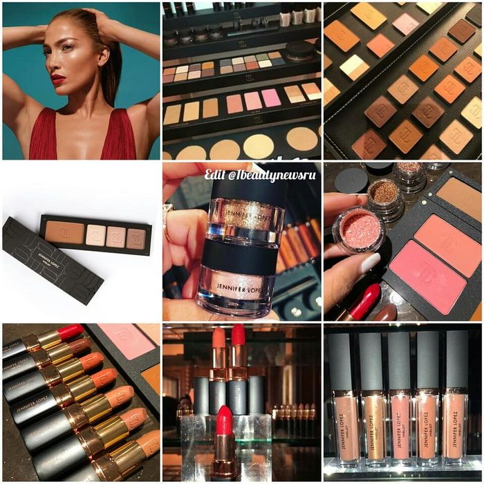 Jlo X Inglot Collection Review Swatches Dupes Makeup Products