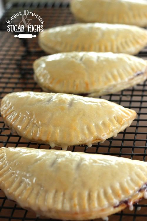 Easy, Yet Heavenly, Hand Pies - Sweet Dreams and S