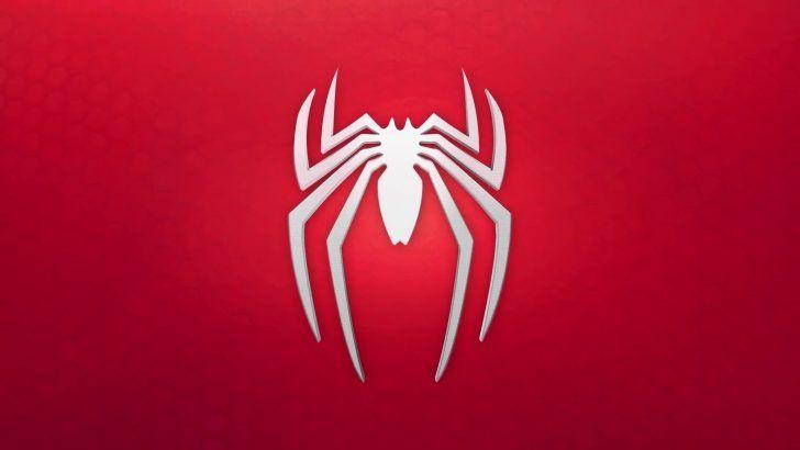 Download Spider Man Logo Ps4 Hd Wallpaper 1920x1080 Spiderman