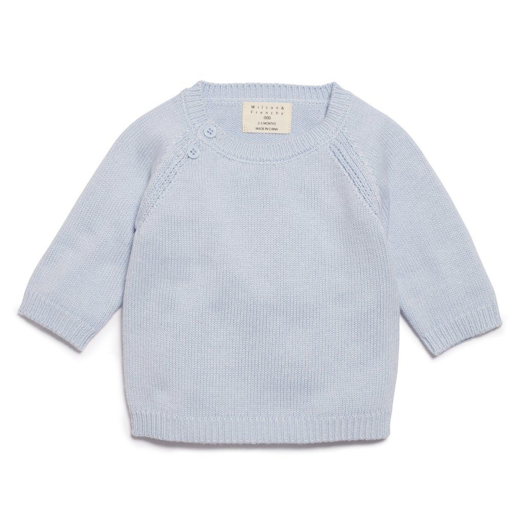 Winter Baby Boy - Wilson & Frenchy - Beautiful Baby Clothes from Baby Luno