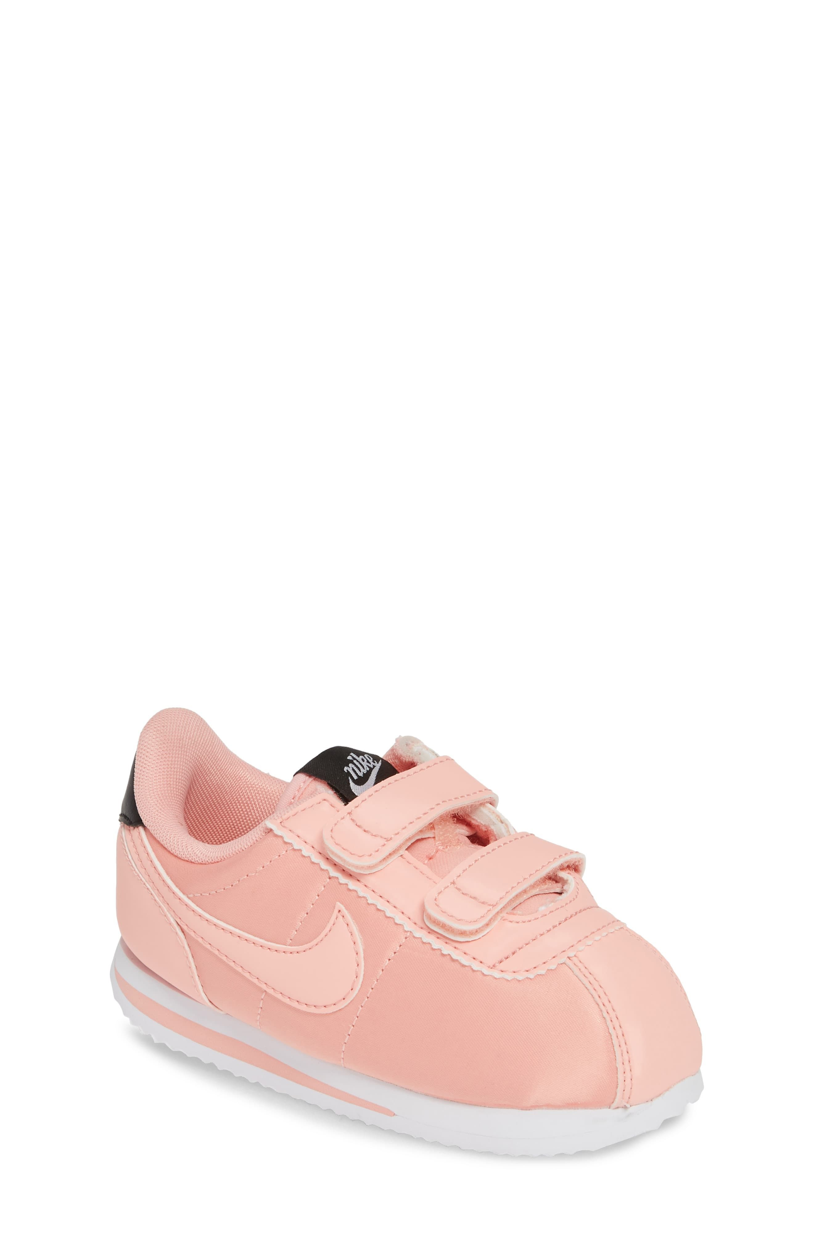 brand new 7bb6a 81aab Toddler Girl's Nike Cortez Sneaker, Size 10 M - Coral ...