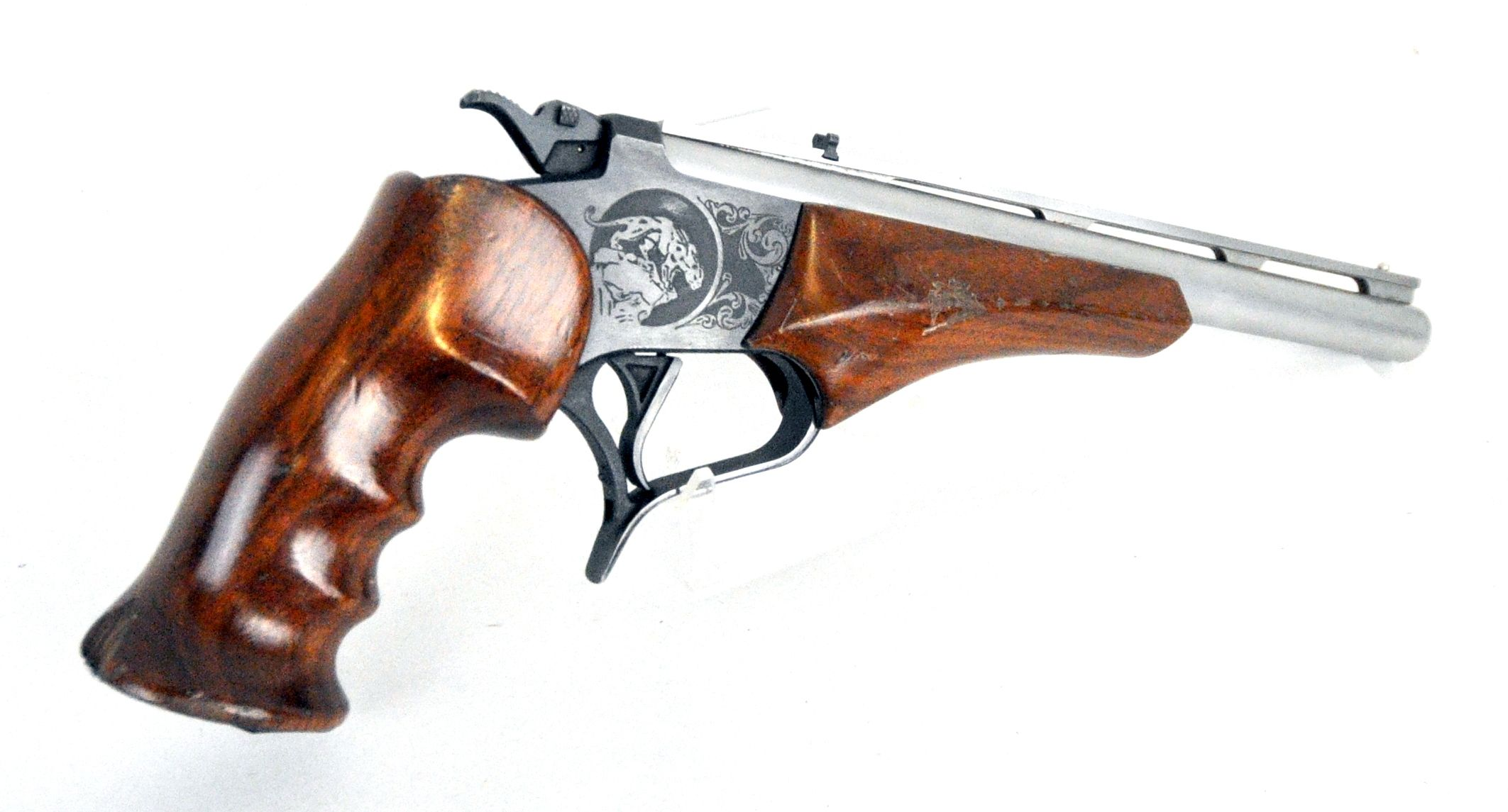 Thompson Center Arms Contender  45 LC /  410 Ga  A single