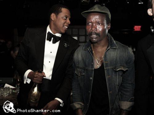 General Joseph Konye West Kanye West Jay Z Kanye